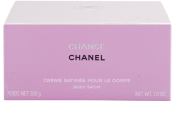 Chanel Chance crema corpo per donna 200 g