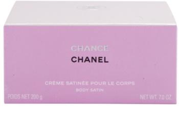 Chanel Chance tělový krém pro ženy 200 g