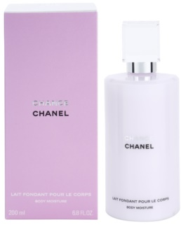 Chanel Chance telové mlieko pre ženy 200 ml