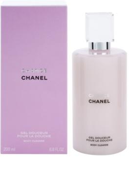 Chanel Chance gel de duche para mulheres 200 ml