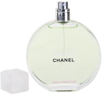 Chanel Chance Eau Fraîche Eau de Toilette voor Vrouwen  100 ml