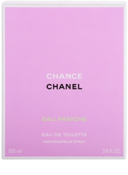 Chanel Chance Eau Fraîche toaletní voda pro ženy 100 ml