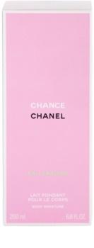 Chanel Chance Eau Fraîche mleczko do ciała dla kobiet 200 g