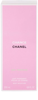 Chanel Chance Eau Fraîche telové mlieko pre ženy 200 g