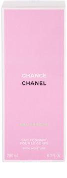 Chanel Chance Eau Fraîche testápoló tej nőknek 200 g
