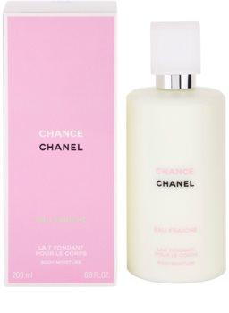 Chanel Chance Eau Fraîche leite corporal para mulheres 200 g
