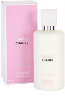 Chanel Chance Eau Fraîche losjon za telo za ženske 200 g