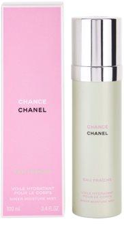 Chanel Chance Eau Fraîche telový sprej pre ženy 100 ml