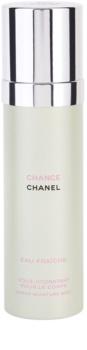 Chanel Chance Eau Fraîche Body Spray for Women 100 ml