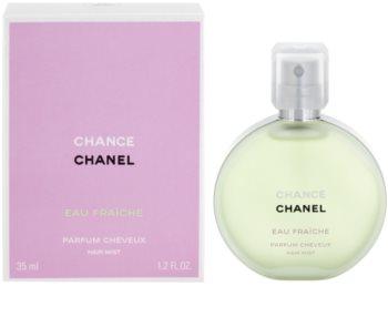 Chanel Chance Eau Fraîche zapach do włosów dla kobiet 35 ml