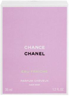 Chanel Chance Eau Fraîche perfume para cabelos para mulheres 35 ml