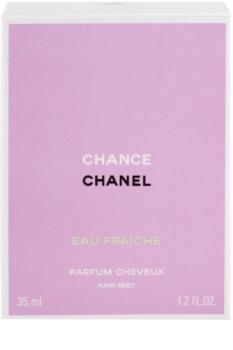 Chanel Chance Eau Fraîche vůně do vlasů pro ženy 35 ml