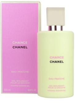 Chanel Chance Eau Fraîche gel za prhanje za ženske 200 ml