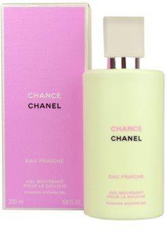 Chanel Chance Eau Fraîche sprchový gél pre ženy 200 ml