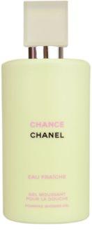 Chanel Chance Eau Fraîche sprchový gel pro ženy 200 ml