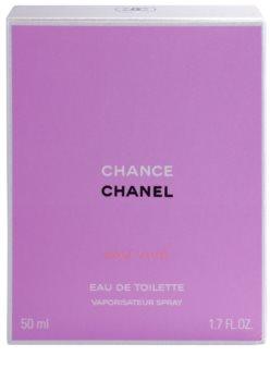 Chanel Chance Eau Vive eau de toilette pentru femei 50 ml