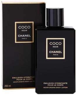 Chanel Coco Noir lapte de corp pentru femei 200 ml