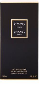 Chanel Coco Noir gel za prhanje za ženske 200 ml