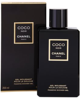 Chanel Coco Noir gel doccia per donna 200 ml