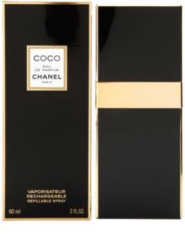 Chanel Coco parfumska voda polnilna za ženske 60 ml