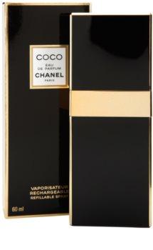 Chanel Coco Parfumovaná voda pre ženy 60 ml plniteľná