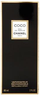 Chanel Coco Eau de Parfum for Women 60 ml Refillable