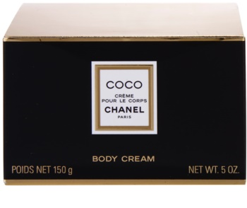 Chanel Coco krema za telo za ženske 150 g