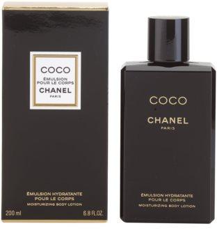 Chanel Coco lapte de corp pentru femei 200 ml