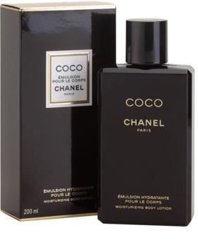 Chanel Coco telové mlieko pre ženy 200 ml