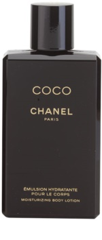 Chanel Coco leite corporal para mulheres 200 ml