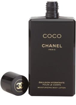 Chanel Coco tělové mléko pro ženy 200 ml