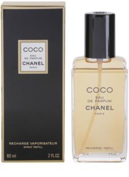 Chanel Coco eau de parfum nőknek 60 ml töltelék