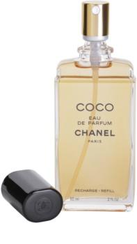 Chanel Coco eau de parfum pentru femei 60 ml rezerva