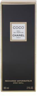 Chanel Coco eau de parfum per donna 60 ml ricarica