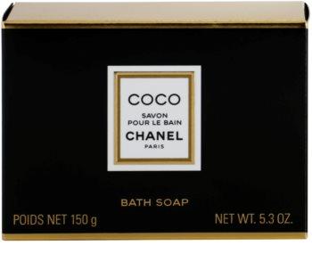 Chanel Coco parfémované mýdlo pro ženy 150 g