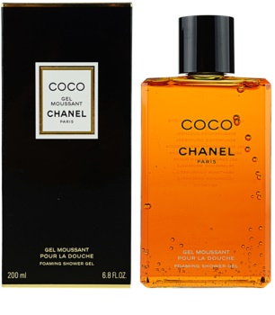 Chanel Coco żel pod prysznic dla kobiet 200 ml