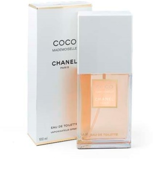 Chanel Coco Mademoiselle Eau de Toilette für Damen 50 ml