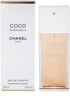 Chanel Coco Mademoiselle Eau de Toilette voor Vrouwen  100 ml