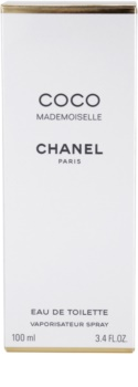Chanel Coco Mademoiselle Eau de Toilette for Women 100 ml