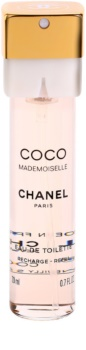 Chanel Coco Mademoiselle Eau de Toilette for Women 3x20 ml (3x Refill)