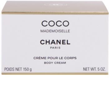 Chanel Coco Mademoiselle telový krém pre ženy 150 g