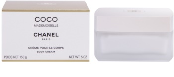 Chanel Coco Mademoiselle tělový krém pro ženy 150 g