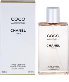 Chanel Coco Mademoiselle olje za telo za ženske