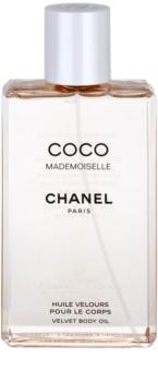 Chanel Coco Mademoiselle olje za telo za ženske 200 ml