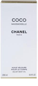 Chanel Coco Mademoiselle olej do ciała dla kobiet 200 ml
