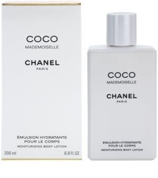 Chanel Coco Mademoiselle mleczko do ciała dla kobiet 200 ml