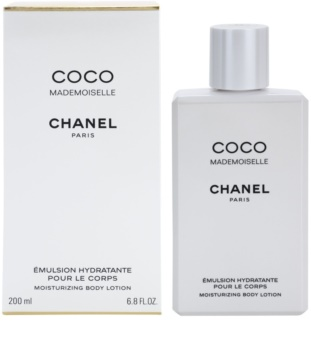 Chanel Coco Mademoiselle testápoló tej nőknek 200 ml