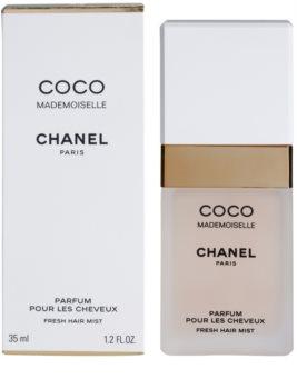 Chanel Coco Mademoiselle perfume para el pelo para mujer 35 ml