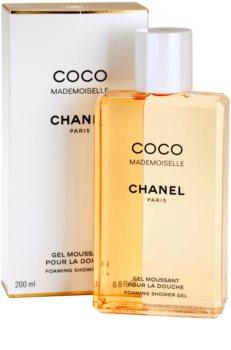 Chanel Coco Mademoiselle gel za prhanje za ženske 200 ml