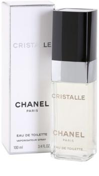 Chanel Cristalle eau de toilette per donna 100 ml